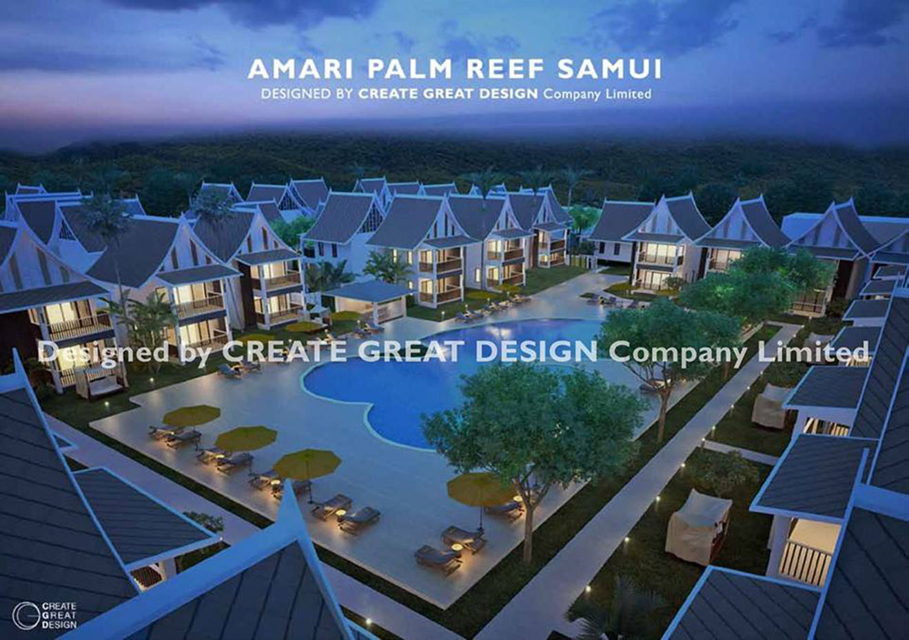 Amari Palm Reef Samui