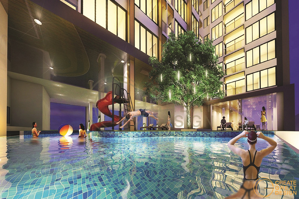 Infinity One Condo Chonburi